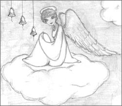Ангел мой