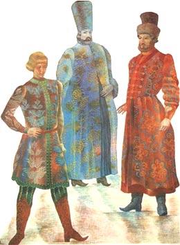 мужской костюм конец 19 века.